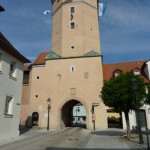 Stadttor, Altstadt, historische Stadt